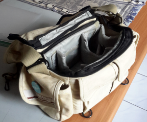 The first photo bag for non-photo purposes.